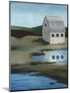 Farmstead II by Grace Popp