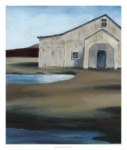 Farmstead III by Grace Popp