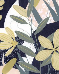 Flores Noche II by Grace Popp