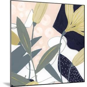 Flores Noche V by Grace Popp
