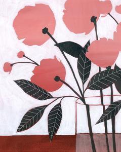 Flower Screen I by Grace Popp