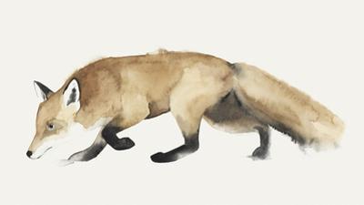 Fox Trot I by Grace Popp