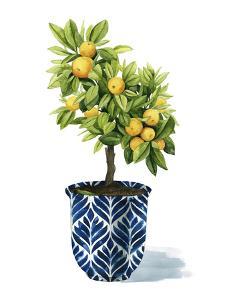 Fruit Tree I by Grace Popp