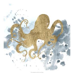 Gilded Splash II by Grace Popp