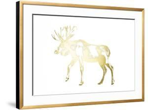 Gold Foil Animale III by Grace Popp