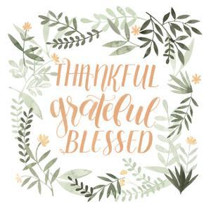 Grateful II by Grace Popp