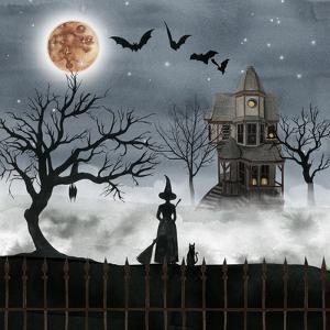Harvest Moon I by Grace Popp