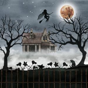 Harvest Moon II by Grace Popp