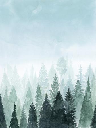 Into the Trees I by Grace Popp