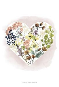 Love Floral I by Grace Popp