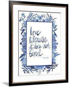 Love Quote I by Grace Popp