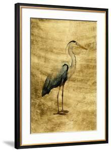 Lustr Seabird Heron II by Grace Popp