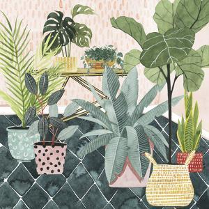 Modern Jungle I by Grace Popp