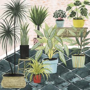 Modern Jungle II by Grace Popp