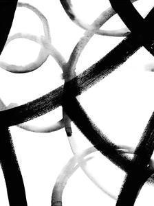 Monochrome Ripple I by Grace Popp
