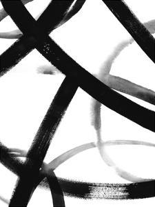 Monochrome Ripple II by Grace Popp