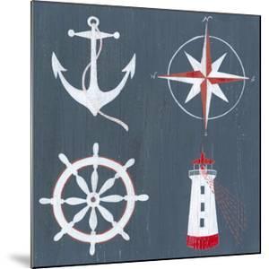Nautical Quadrant I by Grace Popp