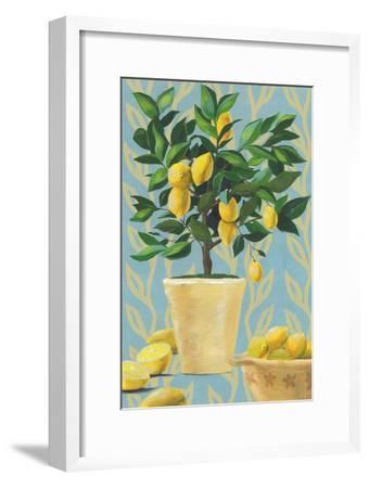 Opulent Citrus I by Grace Popp