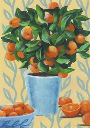 Opulent Citrus II by Grace Popp