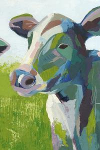 Painterly Cow III by Grace Popp