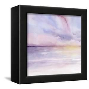 Pale Sunset I by Grace Popp