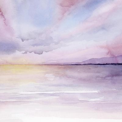 Pale Sunset II