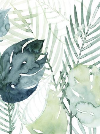 Palm Pieces I by Grace Popp
