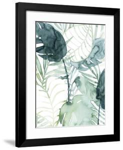 Palm Pieces II by Grace Popp