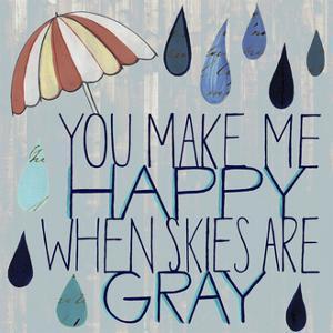 Rainy Day III by Grace Popp