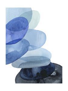 River Worn Pebbles II by Grace Popp