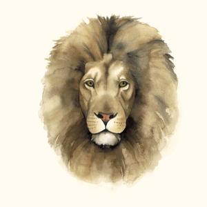Safari Cat II by Grace Popp