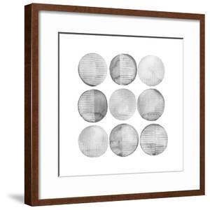 Soft Circles I by Grace Popp