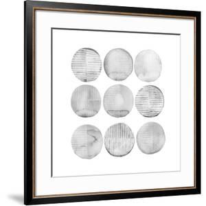 Soft Circles II by Grace Popp