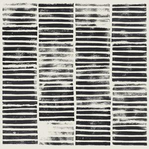 Stripe Block Prints I by Grace Popp