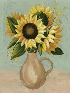Sunflower Afternoon I by Grace Popp