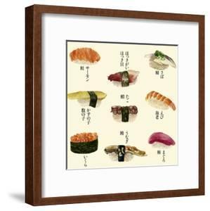 Sushi I by Grace Popp