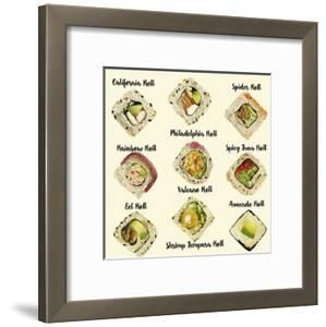 Sushi II by Grace Popp