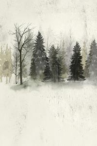 Textured Treeline II by Grace Popp