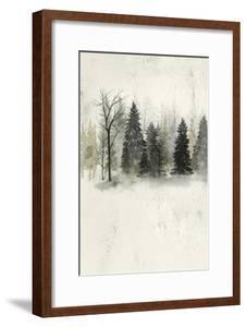 Textured Treeline II by Grace Popp