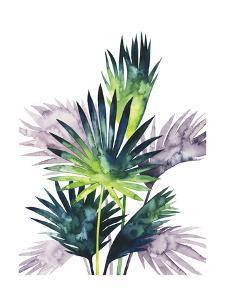Twilight Palms III by Grace Popp