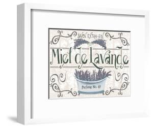 Vintage Soap Design I by Grace Popp