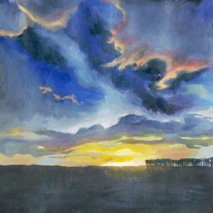Vivid Sunset I by Grace Popp