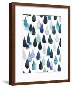 Water Drops I by Grace Popp