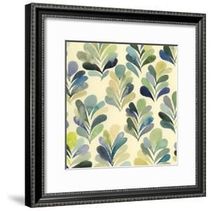 Watercolor Palms I by Grace Popp
