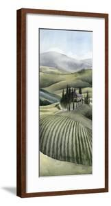 Watercolor Tuscany II by Grace Popp