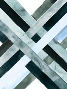 Watercolor Weave I by Grace Popp