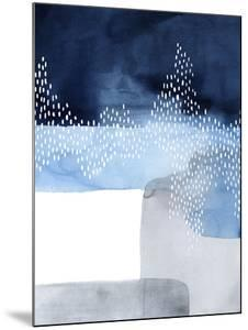 Waterfall Abstract I by Grace Popp
