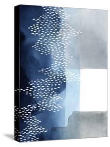 Waterfall Abstract II by Grace Popp