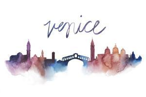 World Cities Skyline III by Grace Popp