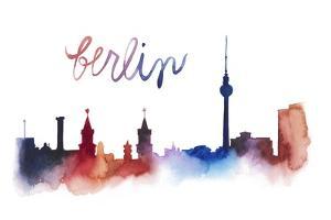 World Cities Skyline IV by Grace Popp